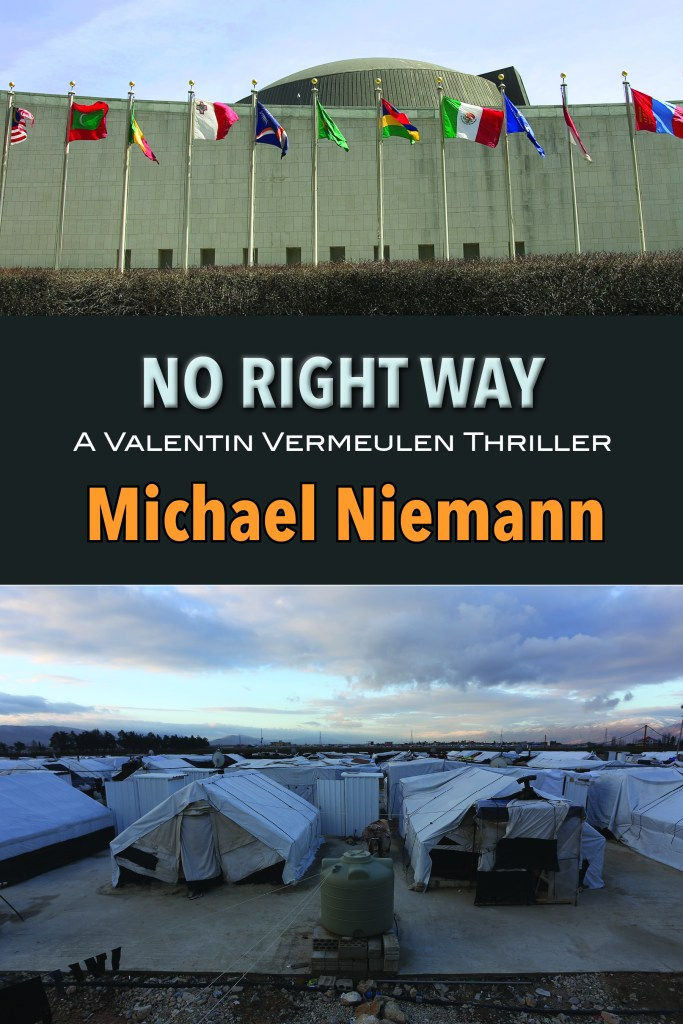 No Right Way by Michael Niemann was published by Coffeetown Press
