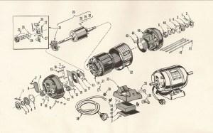 Craftsman 1156962 Motor Restoration [part 1] – Michael