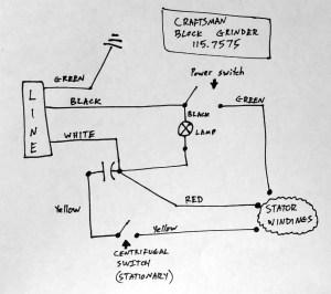 Craftsman 1157575 PreBlock Grinder Restoration [part 4
