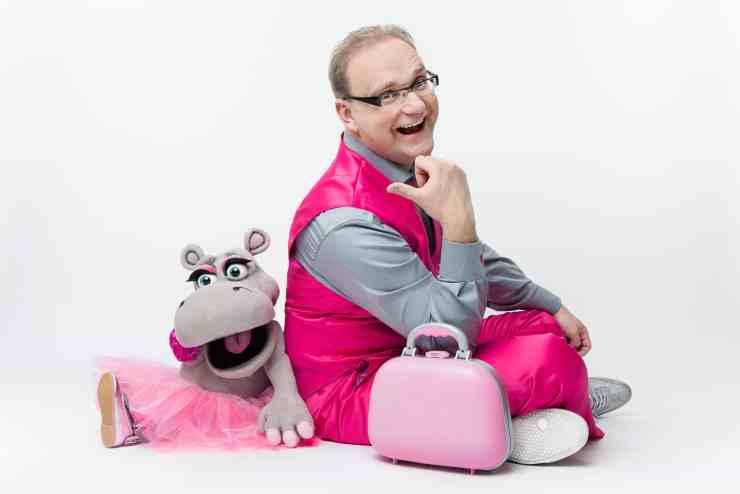 Michael Walta und die Wilde Hilde, Bauchredner Show