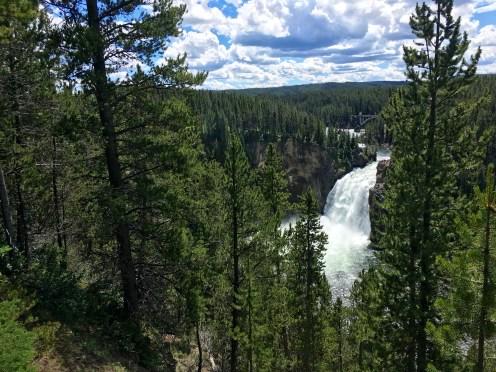 Lower falls.