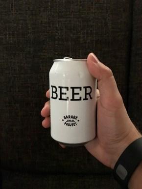 Beer beer.