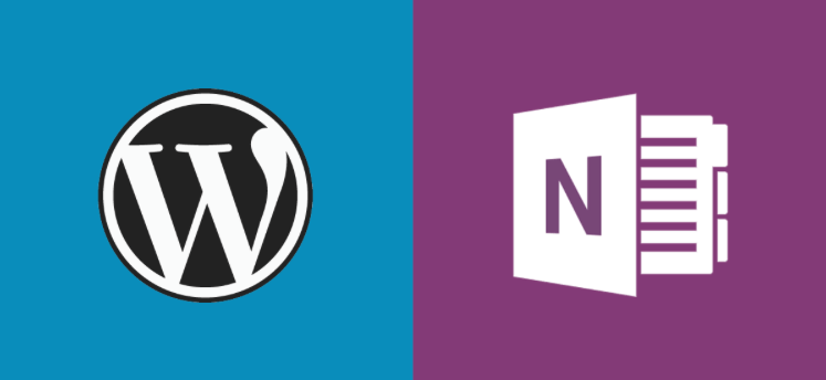 WordPress and OneNote