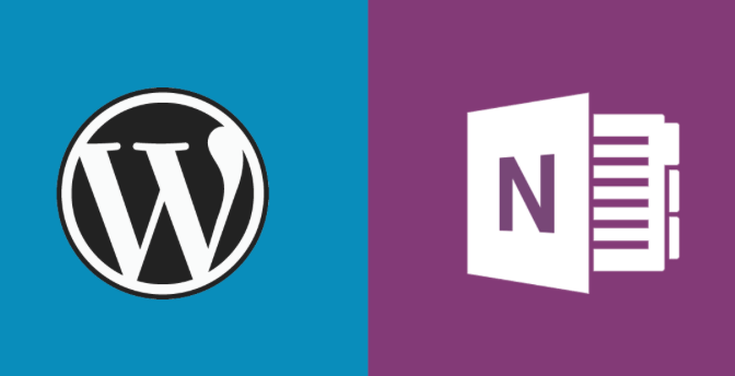 OneNote Publisher: Import from OneNote to WordPress Posts, Pages