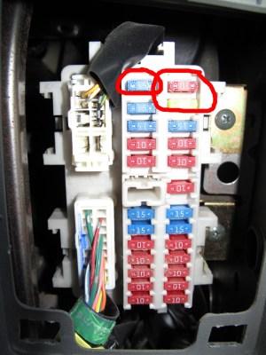 unused fuses, can I use them?  Nissan Titan Forum