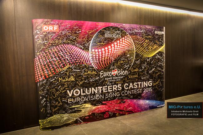 ESC2015: Eurovision Song Contest – BuildingBridges/Aus dem Leben einer Volunteerin. Wie das Abenteuer begann…