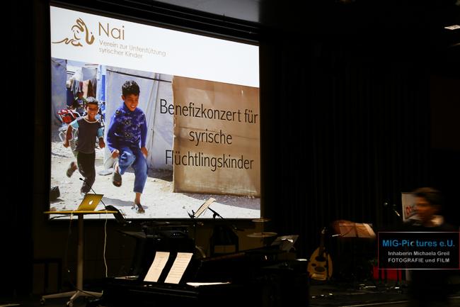 6D – General Picture Release: Genug Herz für alle. Nai-Benefizkonzert für syrische Flüchtlingskinder 2015 in Bildern – Veranstaltungs-/Pressefotografie