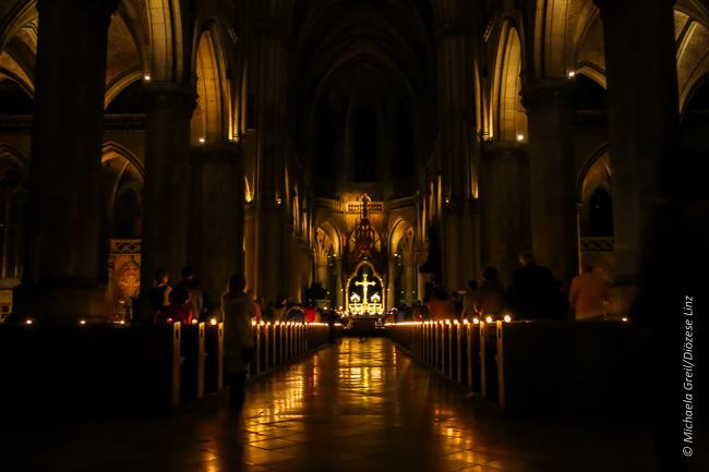 """Fünf """"Lange Nächte"""" und ein Abschied! – Lange Nacht der Kirchen in Oberösterreich #langenachtOOE"""