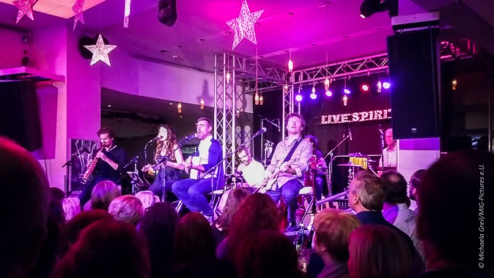 """A3 – 20 Jahre """"Live Spirits"""" mit Monika Ballwein & Andie Gabauer – Auftakt zur Adventkonzertreihe 2016 in der Remembar Linz/Oberösterreich, 27.11.2016"""