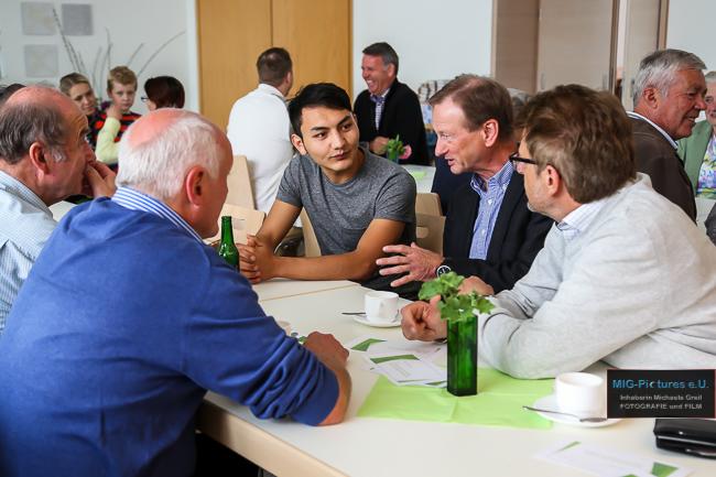 6D – Fotostrecke: Plattform Lichtenberg für Menschen. Erinnerungen an das interkulturelle Begegnungscafé, 21.05.2017 – Presse- & Veranstaltungsfotografie