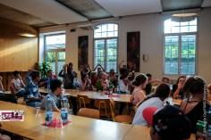 """Fotografie für das KidsZentrum TURBINe: Benefizveranstaltung """"Kumm TURBINe"""", Pfarrzentrum Marcel Callo Linz-Auwiesen/OÖ, 15.6.2018, Nr. 33; Foto: © 2018 Michaela Greil/MIG-Pictures e.U."""