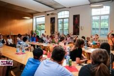 """Fotografie für das KidsZentrum TURBINe: Benefizveranstaltung """"Kumm TURBINe"""", Pfarrzentrum Marcel Callo Linz-Auwiesen/OÖ, 15.6.2018, Nr. 46; Foto: © 2018 Michaela Greil/MIG-Pictures e.U."""