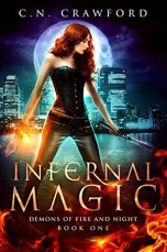 https://michaelahaze.com/2017/03/18/review-infernal-magic-by-c-n-crawford-kindle-unlimited/