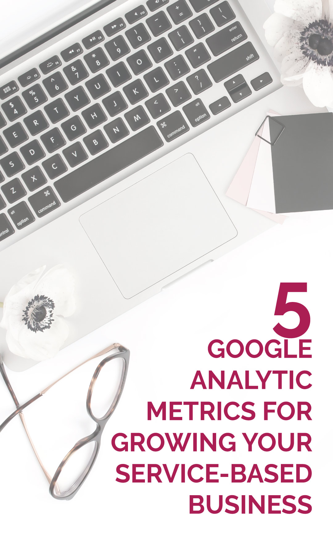 Are you a small business owner or blogger trying to grow your pageviews each month, only to be confused by all the numbers Google Analytics is showing you? Here are the 5 Metrics You need to know to grow your website traffic, creating content that connects, and learn about your ideal client. Read the post now.