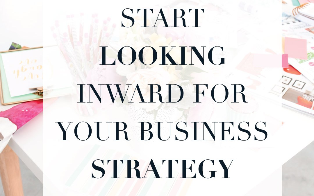 Where do you get inspiration for your business strategy?