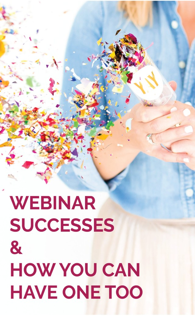 webinar success | market your business | online business | small business | grow your business | online entrepreneur | business | women in business