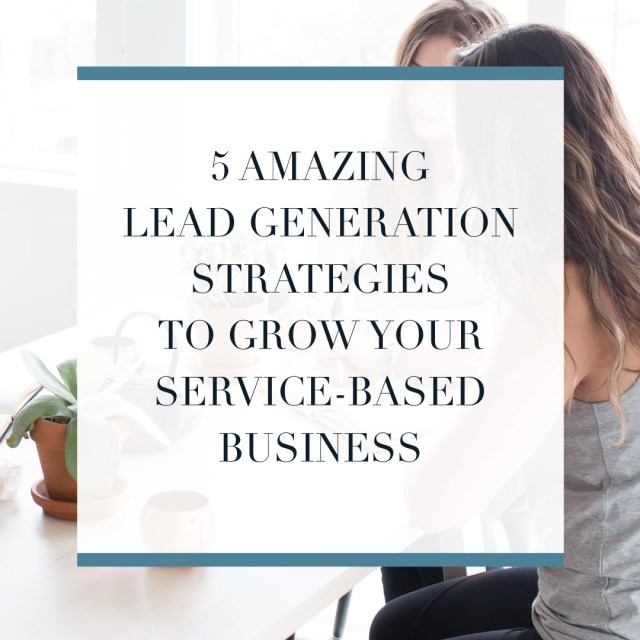 2 women discussing a meeting - 5 Amazing Lead Generation Strategies to Grow Your Business