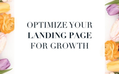 Optimize Your Landing Page for Growth