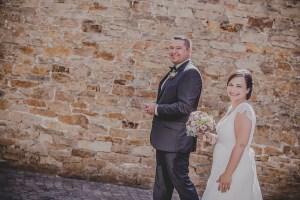 schwangere Braut Hochzeitsfoto Reutlingen