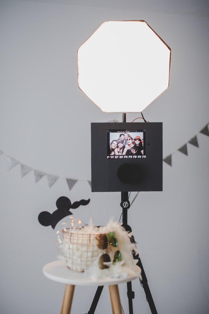 Fotobox mieten // Selfiefun