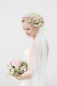 Braut Allein Brautpaar Foto Hochzeitsfotografin Michaela Klose Paarfotos