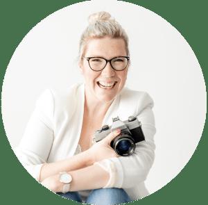 Selbstportrait Michaela Klose