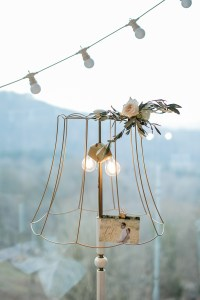 Stehlampe Jutta Messestand DIY Lampe
