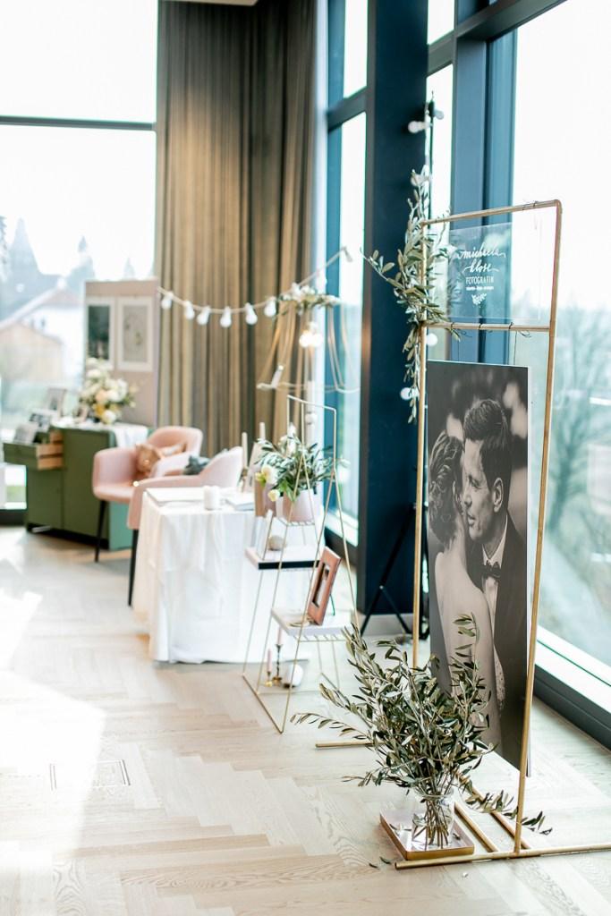 Hochzeitsmesse Messestand Michaela Klose