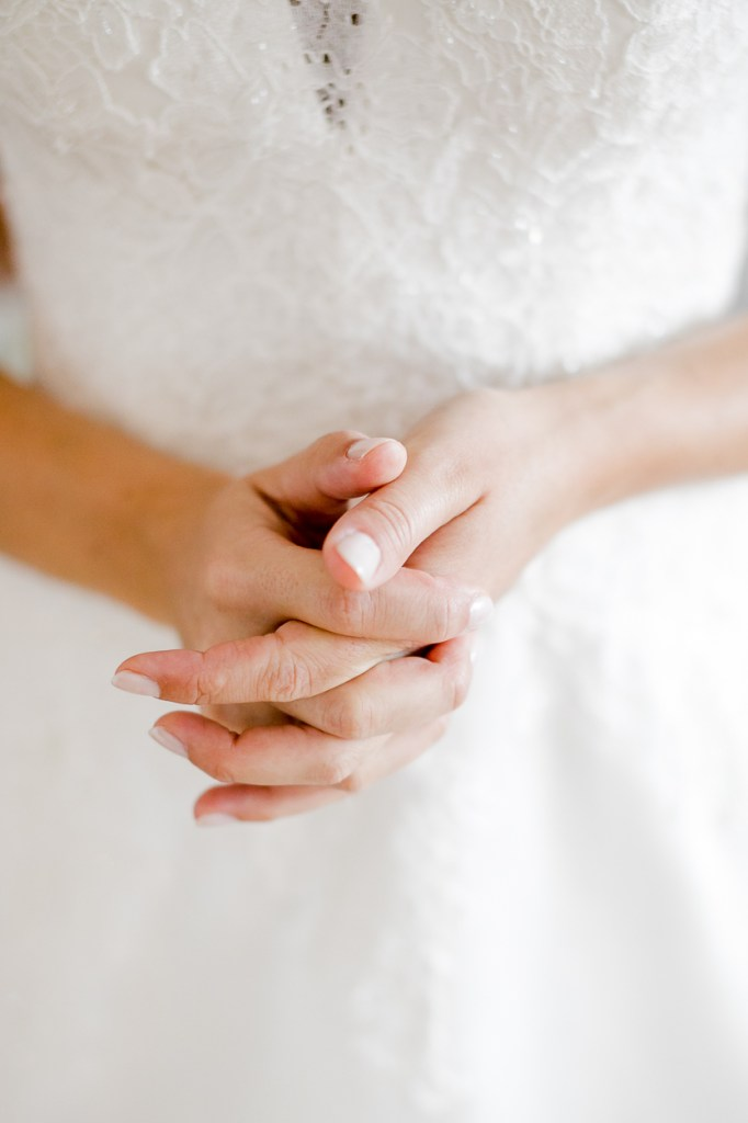 Getting Ready - Hochzeitreportage - Braut Details -