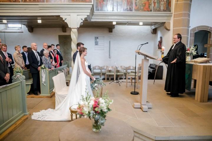 kirchliche Trauung Beilstein Hochzeit Michaela Klose
