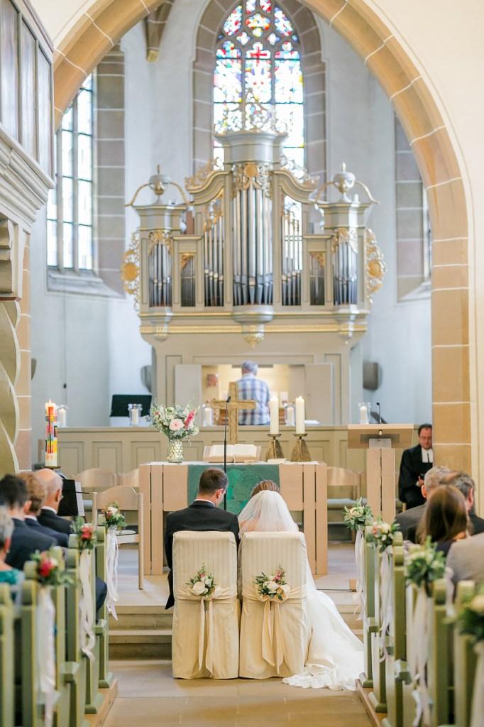 kirchliche Trauung Weingut Hochzeit Fine art Michaela klose