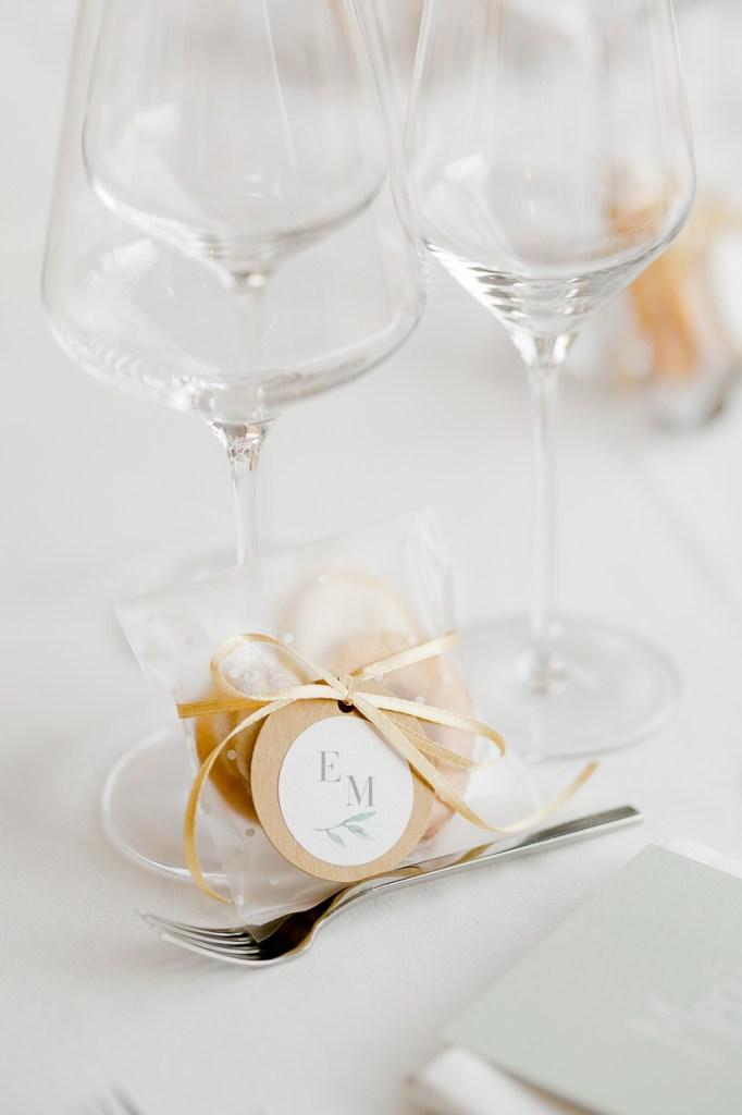 Gastgeschenk Hochzeit Hochzeitsreportage Hochzeit Weingut