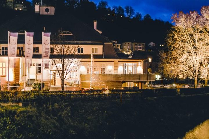 Hochzeit im Bootshaus Tübingen