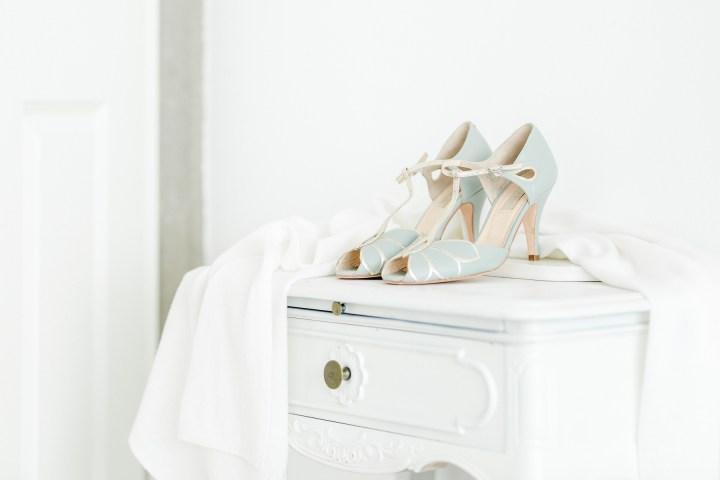 Brautschuhe Michaela Klose Hochzeitsfotografin