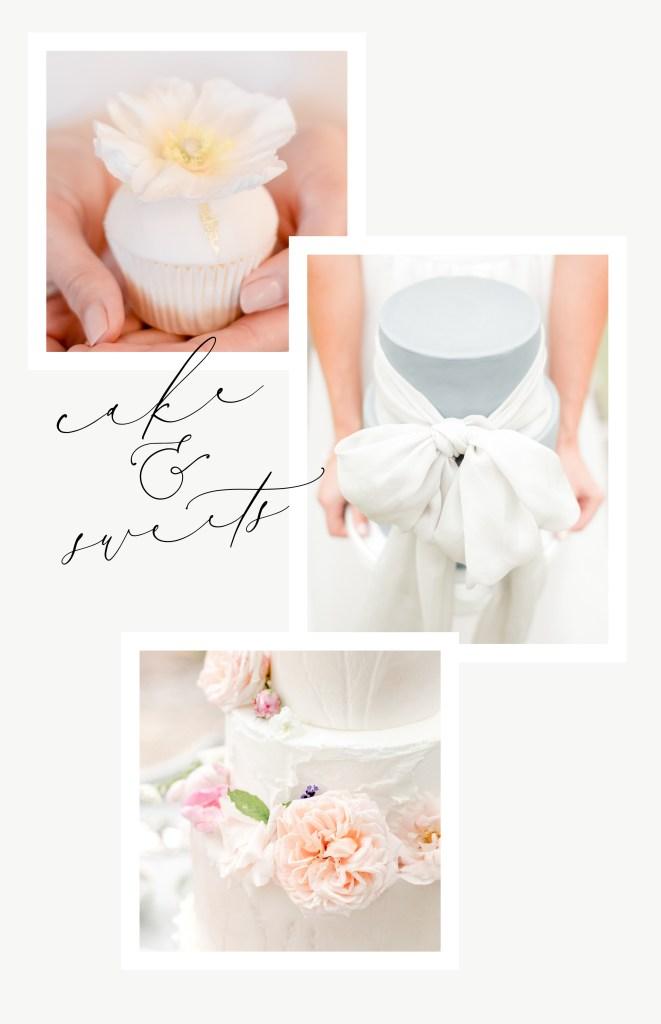 Hochzeitstorte und Sweet Table Hochzeitsfootgrafin Michaela Klose