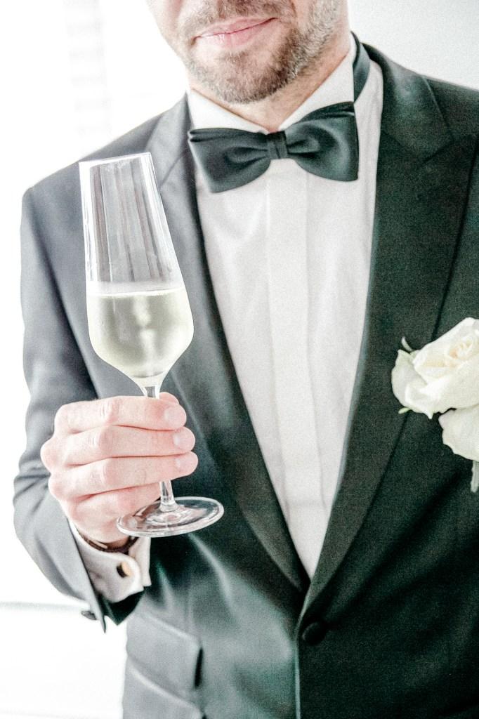 Sektempfang Hochzeit Stuttgart Fine Art Wedding