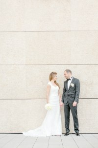 Hochzeit in Stuttgart Portraits in der City