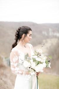 Braut auf der schwäbischen Alb