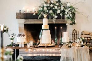 Sweet Table Hochzeitstorte