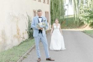 First Look zur Hochzeit