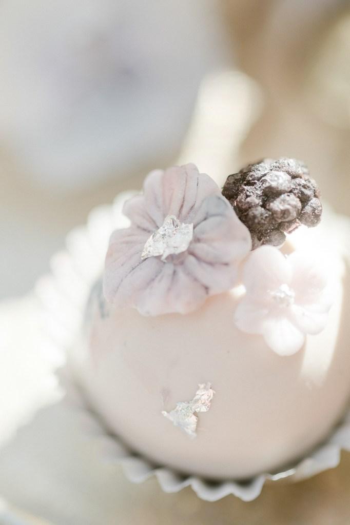 Praline Hochzeitstorte für die Fine Art Hochzeit