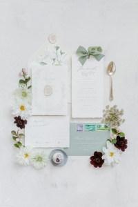 Fine Art Papeterie Hochzeit Fine Art Wedding Bonjour Paper