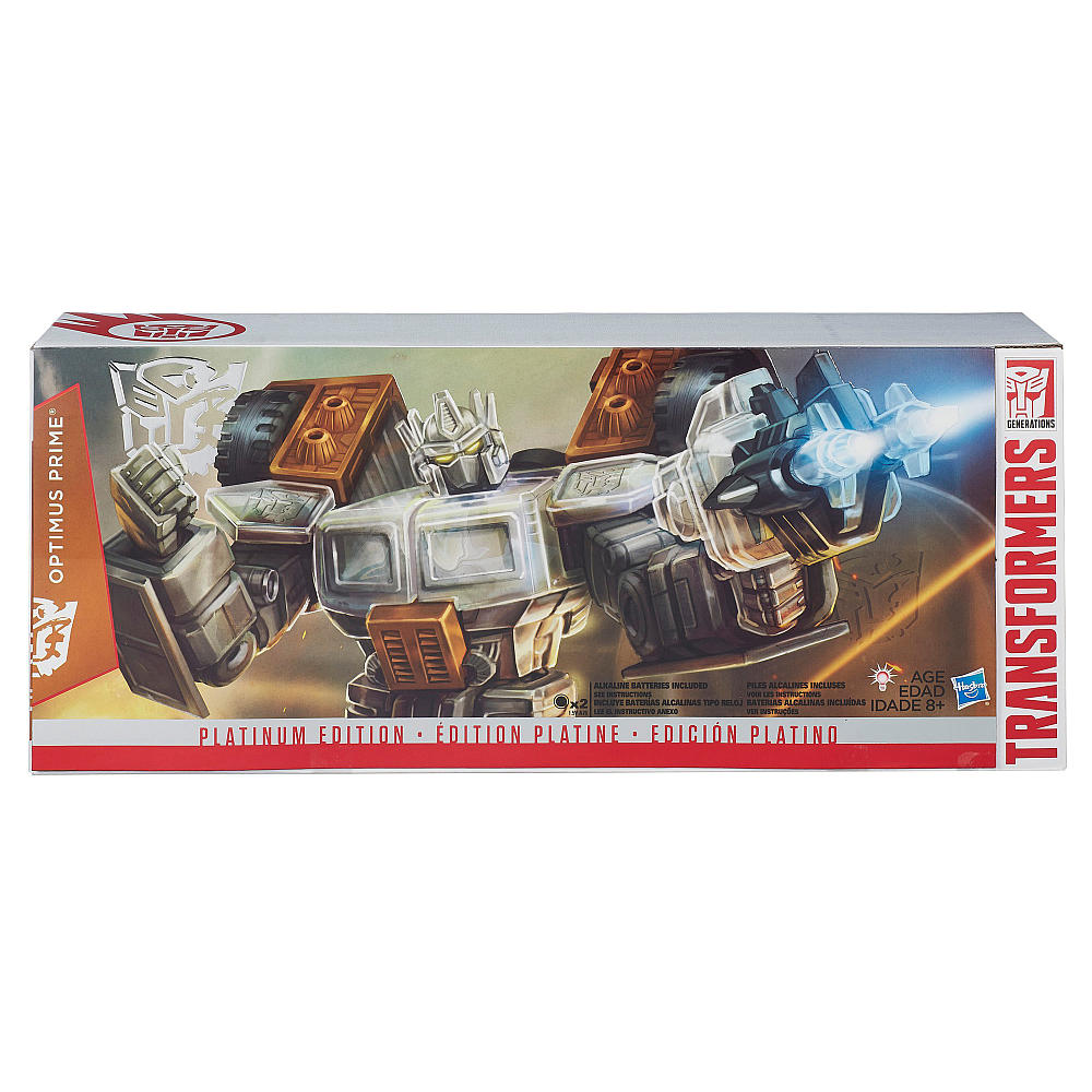 HASBRO I am disappointed in you for Year of the Goat Optimus Prime!!!!! (1/5)