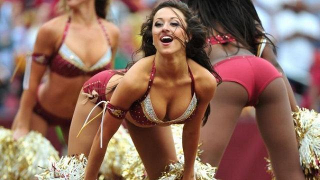 Taylor Cheerleader
