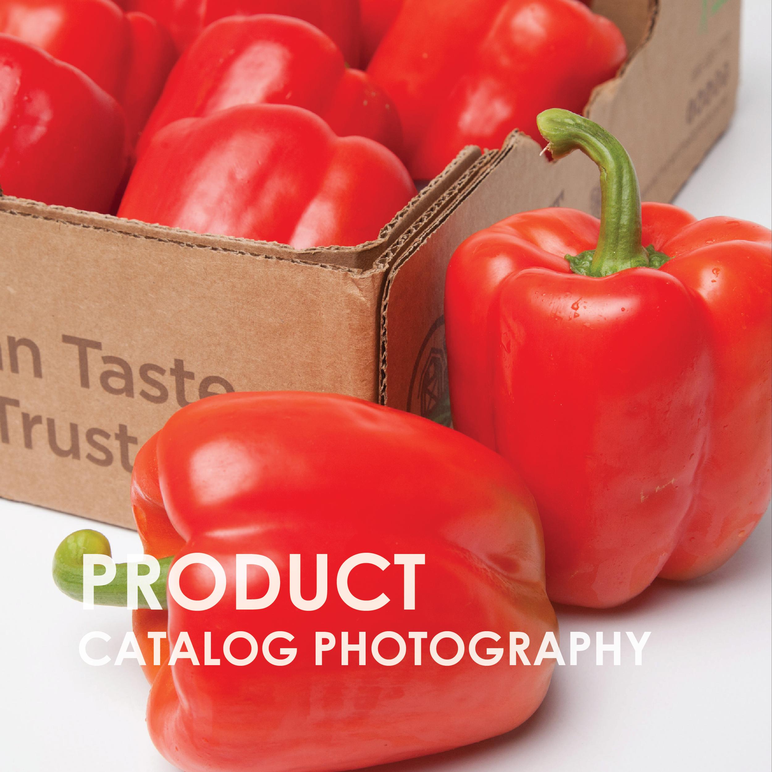 product photographer catalog food styling