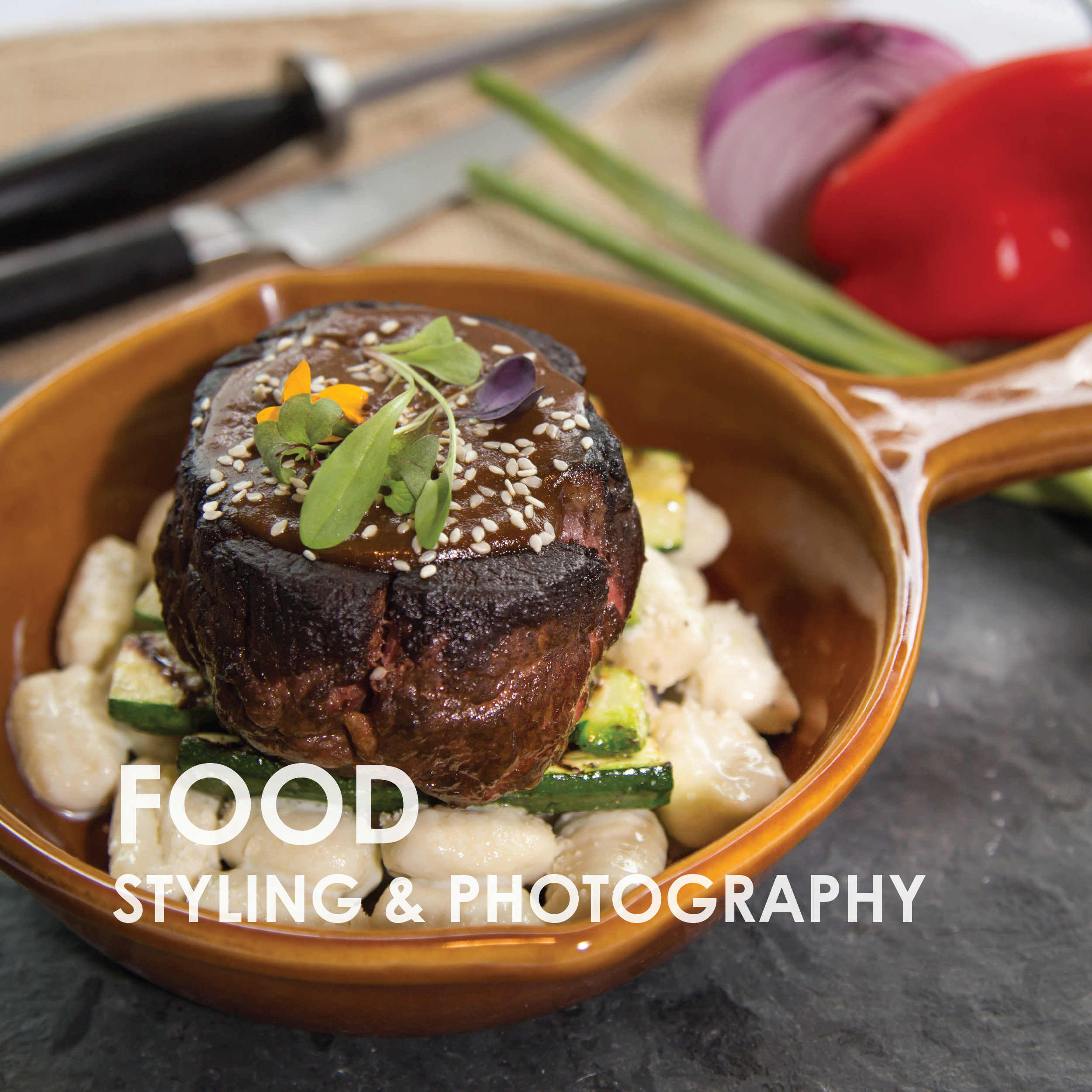 food stylist photography catalogs magazines