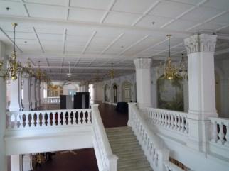 The magestic Raffles Hotel