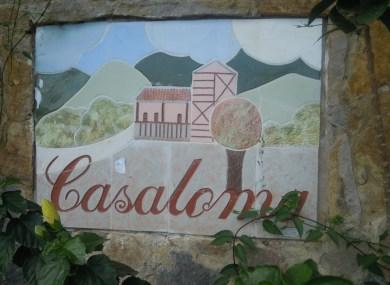 Casa Loma Sign
