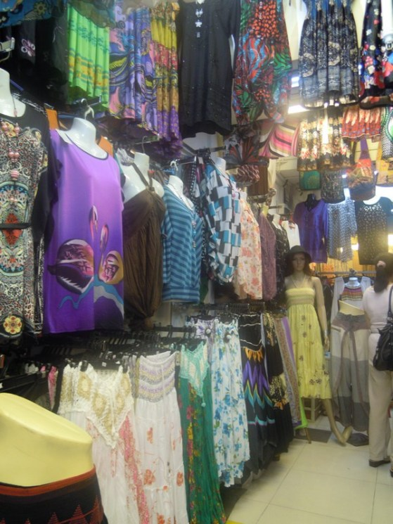 Bugis Village is a must place to go for shopping.