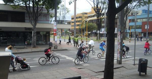 2 million citizens take advantage of Ciclovía in Bogota